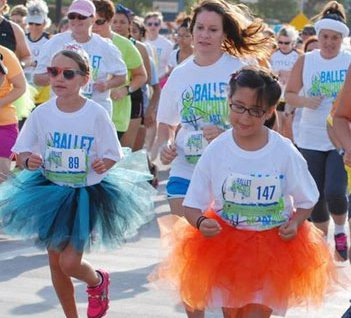Ballet, Running Make 'Perfect Sense' for Ballet Wichita Benefit Race