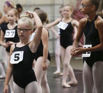 Hot Summer's Day Brings Out Auditions for Wichita Ballet's 'Nutcracker'