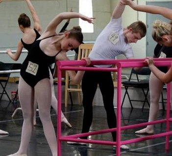 Ballet Wichita Gives Dancers a Chance to Learn and Shine