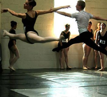 Ballet Company Excited About New Space in Delano