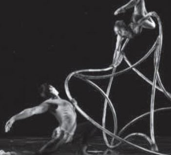 Momix Performs Dreamcatcher