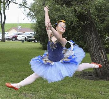 Ballet In the Park's Different Venues Keep Dancers On Their Toes