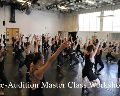 Pre-Audition Workshop