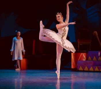McPherson Opera House Ballet Wichita Nutcracker